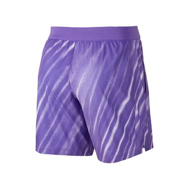 Nike Court Flex Ace Short NY - Psychic Purple/Volt