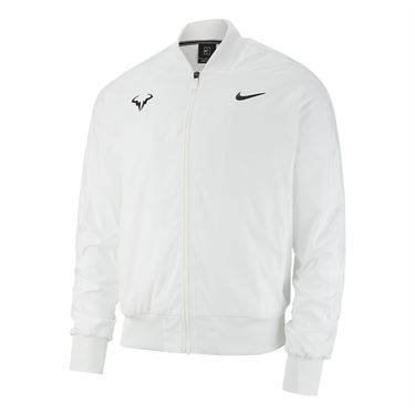 Nike Court Rafa Jacket - White/Black