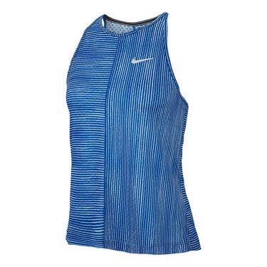 Nike Court Tank Womens Game Royal/White AT4726 480
