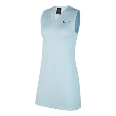 Nike Court Maria Dress - Topaz Mist/Black