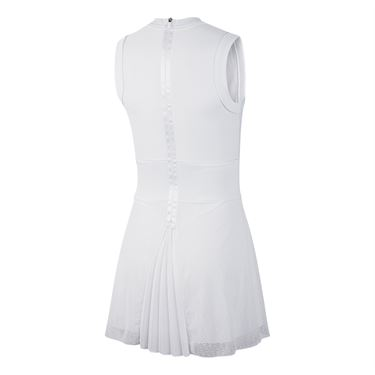 Nike Court Slam Dress - White/Black