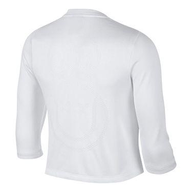 Nike Court Cardigan - White/Black