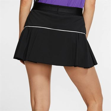 Nike Court Victory Skirt - Black/White