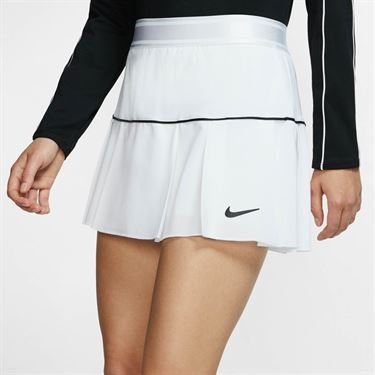 Nike Court Victory Skirt - White/Black