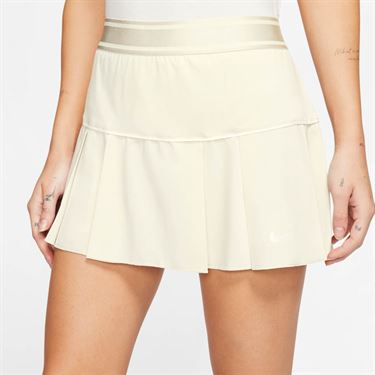 Nike Court Victory Skirt Womens Light Orewood Brown/White AT5724 104