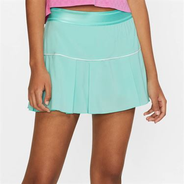 Nike Court Victory Skirt - Light Aqua/White