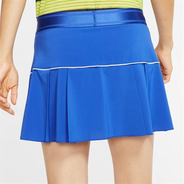 Nike Court Victory Skirt Womens Game Royal/White AT5724 480