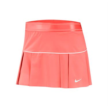 Nike Court Victory Skirt Womens Sunblush/White AT5724 655