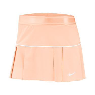 Nike Court Victory Skirt Womens Washed Coral/White AT5724 664