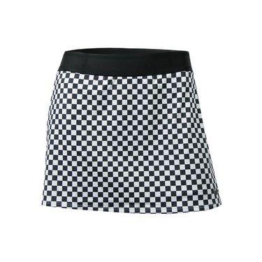 Nike Court Dry Performance Skirt - Black/White