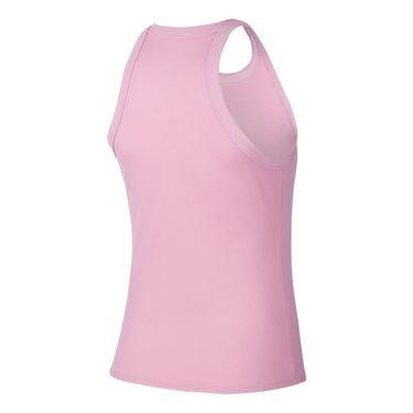 Nike Court Dri Fit Tank Womens Pink Rise/White AT8983 629