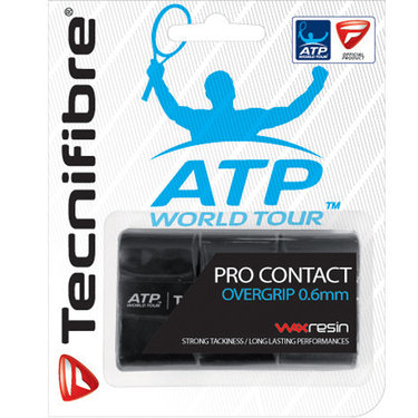 Tecnifibre ATP Pro Contact Overgrip (3 Pack)