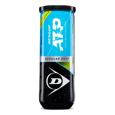 Dunlop ATP Premium Regular Duty Tennis Ball (Can)