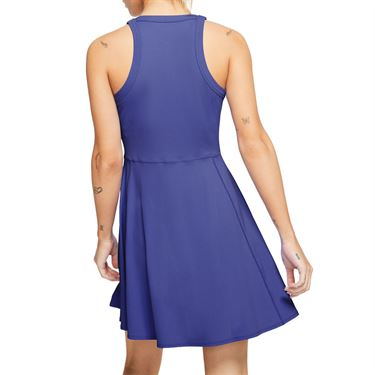 Nike Court Dri Fit Dress Womens Rush Violet/White AV0724 554