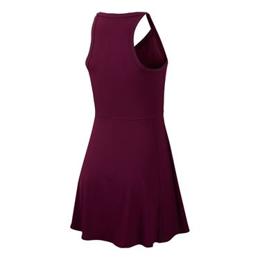 Nike Court Dri Fit Dress Womens Bordeaux/White AV0724 609