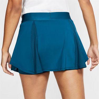Nike Court Skirt Womens Valerian Blue/White AV0731 432