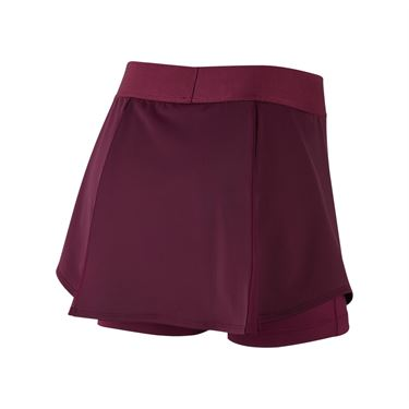 Nike Court Skirt Womens Bordeaux/White AV0731 609