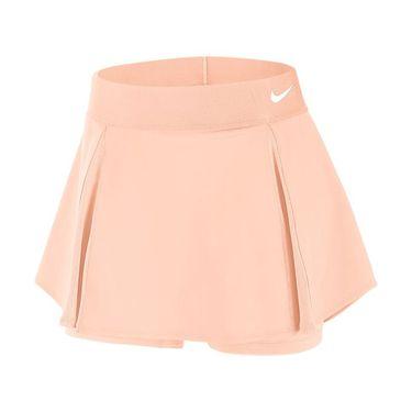 Nike Court Skirt Womens Washed Coral/White AV0731 664
