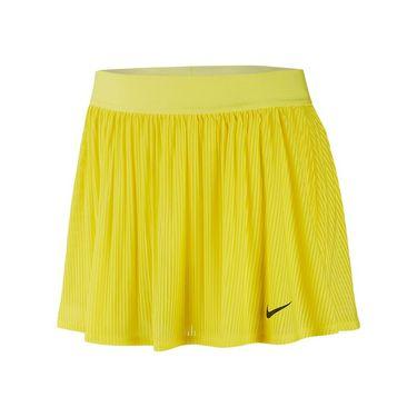 Nike Maria Skirt Womens Opti Yellow/Off Noir AV0752 731