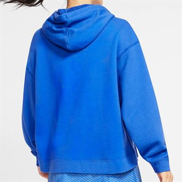 Nike Court Hoodie Womens Game Royal AV0766 480