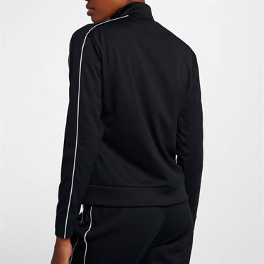 Nike Court Warm Up Jacket - Black/White