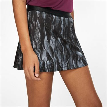 Nike Court Printed Skirt - Black