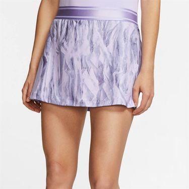 Nike Court Printed Skirt - Psychic Purple