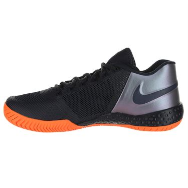 Nike Flare 2 Womens Tennis Shoe - Dark Obsidian