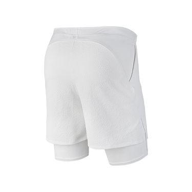 Nike Court Ace Pro Line Short - White/Black