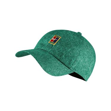 Nike Court Aerobill Heritage 86 Hat - Lucid Green