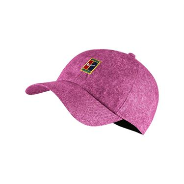 Nike Court Aerobill Heritage 86 Hat - Active Fuchsia
