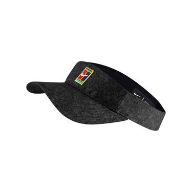 Nike Court Aerobill Heritage 86 Visor - Black