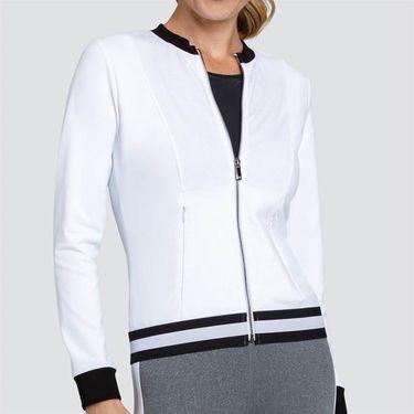 Tail Core Full Zip Jacket - Chalk