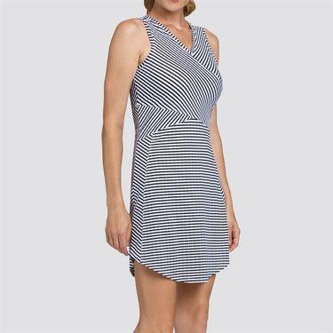 Tail Core V Neck Dress