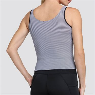 Tail Core Dominica Sleeveless Top Womens Chalk/Onyx AX2645 A15X