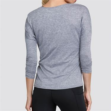 Tail Core Victoria Long Sleeve Top Womens Frosted Heather AX2652 560X