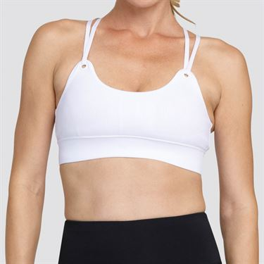 Tail Core Austin Sports Bra Womens Chalk AX2654 120X