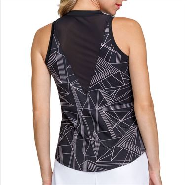 Tail Core Starr Sleeveless Top Womens Laser Show AX2716 H32X