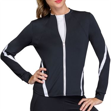 Tail Core Gracie Long Sleeve Top Womens Onyx AX2725 900X