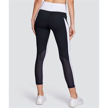 Tail Sweet Pea Cropped Legging - Black
