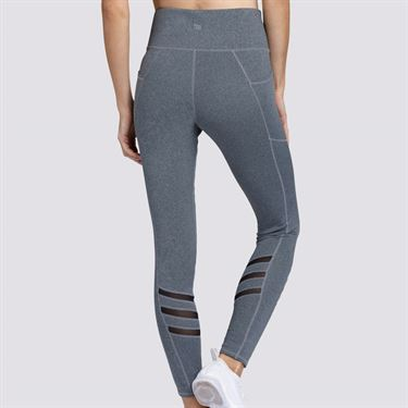Tail Core Hi Rise Legging - Dark Heather