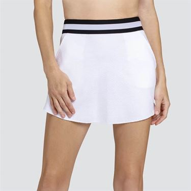 Tail Core Skirt - Chalk