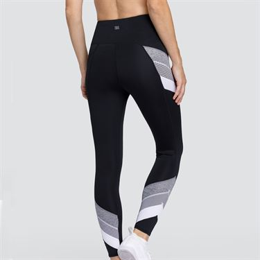 Tail Core Phoenix High Rise Capri Legging Womens Onyx AX6984 900X