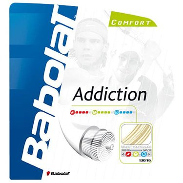 Babolat Addiction 16G FREE W/ PURCHASE OF BABOLAT RACQUET OVER $100