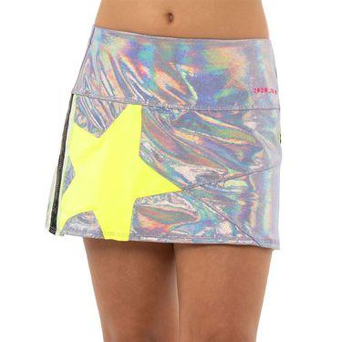 Lucky in Love 10th Anniversary Girls Mini Starlight Skirt Lilac B113 515