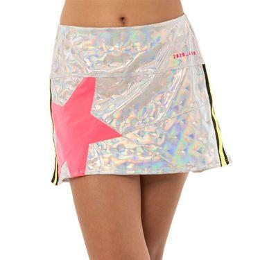 Lucky in Love Girls 10th Anniversary Mini Super Star Skirt Iridescent B113 980