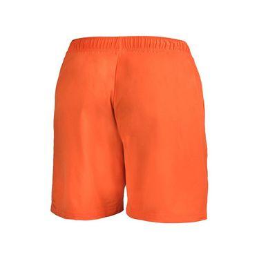 Athletic DNA Boys Woven Short - Tiger Claw/Blaze Orange