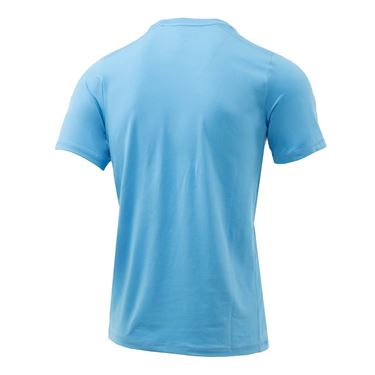 Athletic DNA Boys Quad Training Crew - Blue