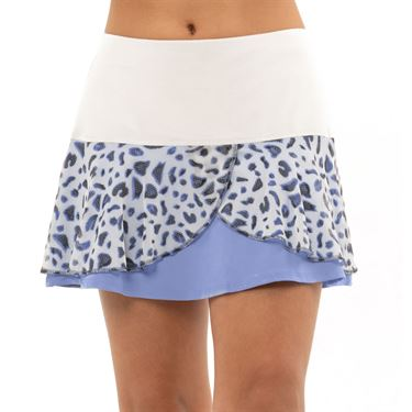 Lucky in Love On The Prowl Girls Party Animal Flounce Skirt Ice B60 C45417