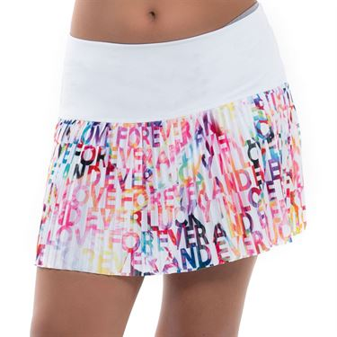 Lucky in Love Techno Tropic Girls Techno Love Skirt Punch B96 E81675